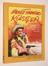 Image: Everett Raymond Kinstler: The Artist's Journey Through Popular Culture 1942-1962 HC  - Bud's Art Books