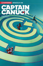 Image: Captain Canuck: Gauntlet SC  - Chapterhouse Publishing, Inc