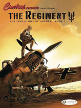 Image: Regiment: The True Story of the S.A.S. Vol. 01 SC  - Cinebook