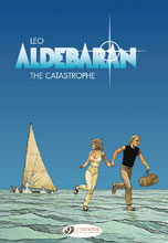Image: Return to Aldebaran Vol. 01 SC  - Cinebook