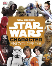 Image: Star Wars Character Encyclopedia HC  (new edition) - DK Publishing Co