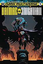 Image: Batman: Knightfall #1 (DFE signed - Snyder) (Plus 1) - Dynamic Forces