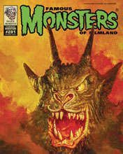 Image: Famous Monsters of Filmland #291 (2019 Annual) - Famous Monsters of Filmland