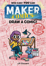Image: Maker Comics: Draw a Comic GN  - First Second (:01)