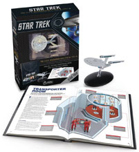 Image: Star Trek: The U.S.S. Enterprise NCC-1701 & 1701-A Illustrated Handbook Special Edition  - Hero Collector