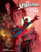 Image: Spider-Man: From Amazing to Spectacular HC  - Insight Editions