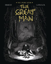 Image: Ogre Gods Vol. 03: Great Man HC  - Lion Forge