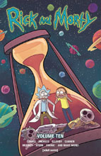 Image: Rick and Morty Vol. 10 SC  - Oni Press Inc.