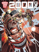 Image: 2000 A.D. Pack  (AUG19) - Rebellion / 2000AD