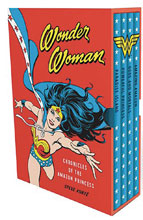 Image: Wonder Woman: Chronicles of the Amazon Princess Boxed Set HC  - Running Press