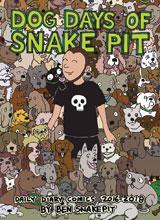 Image: Dog Days of Snake Pit SC  - Silver Sprocket
