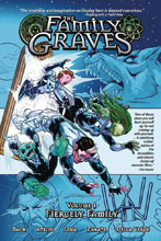 Image: Family Graves Vol. 01: Fiercely Family SC  - Source Point Press