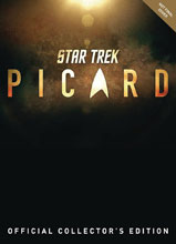 Image: Star Trek: Picard Official Collector's Edition HC  - Titan Comics