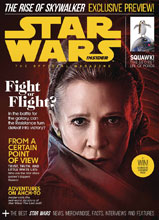 Image: Star Wars Insider #193 (Newstand cover) - Titan Comics