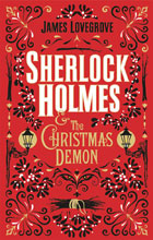 Image: Sherlock Holmes & the Christmas Demon HC  - Titan Books