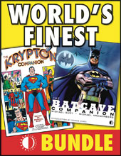 Image: World's Finest Bundle  - Twomorrows Publishing