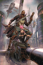Image: Unbound #1 (cover A - Vitorino) - Zenescope Entertainment Inc