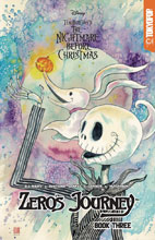 Image: Disney Tim Burton's The Nightmare Before Christmas: Zero's Journey Vol. 03  (variant cover - Mack)  - Tokyopop
