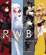 Image: World of RWBY Official Companion HC  - Viz Media LLC