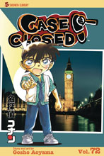 Image: Case Closed Vol. 72 SC  - Viz Media LLC