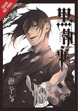 Image: Black Butler Vol. 28 SC  - Yen Press