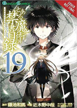 Image: Certain Magical Index Vol. 19 SC  - Yen Press
