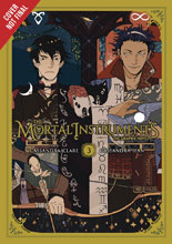Image: Mortal Instruments: The Graphic Novel Vol. 03 SC  - Yen Press