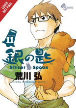 Image: Silver Spoon Vol. 11 SC  - Yen Press