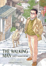 Image: Walking Man 10th Anniversary Edition HC  - Fanfare Presents Ponent Mon
