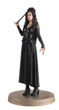 Image: Harry Potter Wizarding World Figurine Collection: Bellatrix Lestrange  - Eaglemoss Publications Ltd