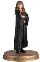 Image: Harry Potter Wizarding World Figurine Collection: Hermione  - Eaglemoss Publications Ltd
