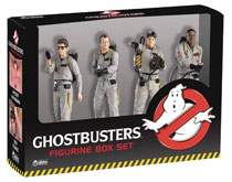 Image: Ghostbusters 4 Figurine Box Set  - Eaglemoss Publications Ltd