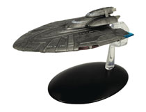 Image: Star Trek Starships Figure Magazine #160 (Sarajevo) - Eaglemoss Publications Ltd