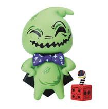 Image: Miss Mindy Nightmare Before Christmas Vinyl Figure: Oogie Boogie  - Enesco Corporation