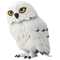 Image: Harry Potter Interactive Hedwig Figure Case  - Jakks Pacific