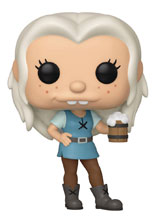 Image: Pop! Animation Vinyl Figure: Disenchantment - Bean  - Funko