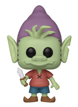 Image: Pop! Animation Vinyl Figure: Disenchantment - Elfo  - Funko