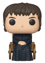 Image: Pop! TV Vinyl Figure: Game of Thrones - Bran the Broken  - Funko