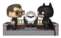 Image: Pop! Movie Moment Vinyl Figure: Batman 80th Light Up Bat Signal  - Funko