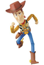 Image: Disney / Pixar Toy Story 4 UDF Figure: Woody  - Medicom Toy Corporation