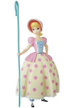 Image: Disney / Pixar Toy Story 4 UDF Figure: Bo Peep  (Dress version) - Medicom Toy Corporation