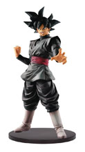 Image: Dragon Ball Legends Figure: Collab Black Goku  - Banpresto