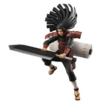 Image: Gem Series Naruto PVC Figure: Hashirama Senju  - Megahouse Corporation