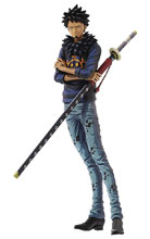 Image: One Piece Manga Dim Figure: Grandista Trafalgar Law  - Banpresto