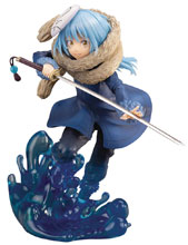 Image: Time I Got Reincarnated as Slime PMMA Figure: Rimuru Tempest  (1/7 scale) - B-Full (Fots Japan)