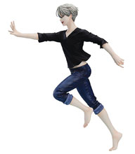 Image: Yuri on Ice PVC Figure: Victor Nikiforov  (1/8 scale) - Good Smile Company