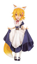 Image: Sewayaki Kitsune No Senko-San PMMA Figure  (Maid version) (1/7 scale) - B-Full (Fots Japan)