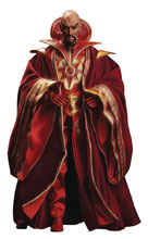 Image: Flash Gordon Collectible Figure: Ming the Merciless Emperor of Mongo  (1/6 scale) - Big Chief Studios Ltd.