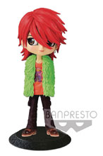 Image: X Japan Q-Posket Figure: Hide V5  - Banpresto