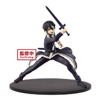 Image: Sword Art Online Figure: Alicization Kirito  - Banpresto